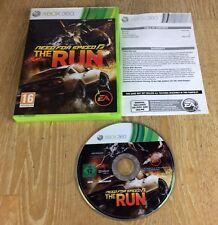 Need FOR SPEED l'esecuzione Xbox 360 REGNO UNITO PAL ** Spedizione gratuita nel Regno Unito **