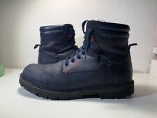 Leather Boots Men Size 6