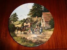 Royal Doulton Limited Edition Collectors Plate A WELCOME REST Shire Horse