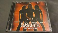 Charlies Angels Full Throttle CD Soundtrack Beach Boys David Bowie Pink Bon Jovi