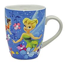 Tazza Di Ceramica C/Strass Disney Trilli Trilly Campanellino Tinkerbell