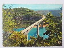 Carte postale CPM 39 Georges de l'ain pont de la pyle écrite 1971