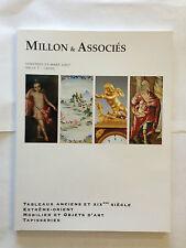 CATALOGUE MILLON ASSOCIES 2007 TABLEAUX ANCIE NS EXTREME ORIENT MOBILIER TAPIS