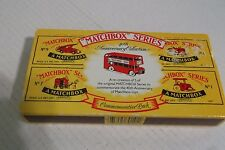 Matchbox Series 1988 40th Anniversary Collection Commemorative Pack