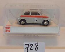 Busch 1/87 nº 48704 FIAT 500 Rallye neuf dans sa boîte #728