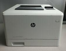 HP Color LaserJet Pro M452dn Printer with toner