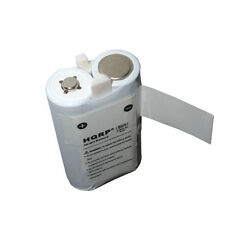 HQRP Batería para Flip Video ABT1W / U11204 / U1120B / U1120P / U1120W Reemplazo