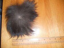 Silver fox belly fur.mountain man, crafts, fly tying
