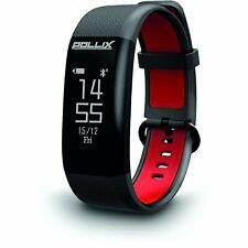 Fitness Armband Uhr mit Pulsmesser u Schrittzähler Activity Tracker Wasserdicht
