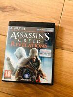 Jeu playstation 3 PS3-Assassin's Creed Revelations Essentials avec boitier