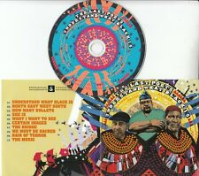 THE LAST POETS Understand What Black Is 2018 UK 10-track promo CD