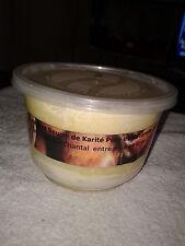 Beurre de karité naturel, brut et sans ajout, de Côte d'Ivoire.