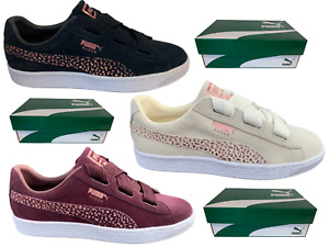 Puma Suede Heart Trainers 366542 3 Colours Juniors / Womens UK 3 - 6 NOW £13.99