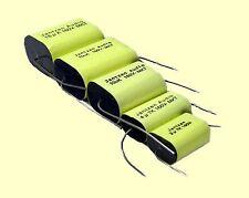 1 pc. Jantzen Audio  MKT 6,80uF  6,8uF 160VDC 10%  25/19/13 mm  oval axial