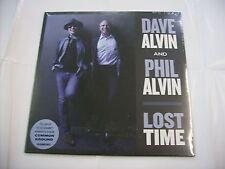 DAVE ALVIN & PHIL ALVIN - LOST TIME - LP VINYL NEW SEALED 2015 - BLASTERS