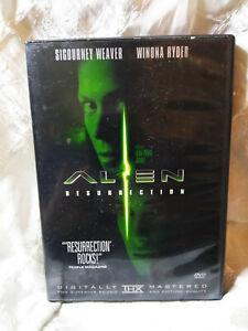 Alien Resurrection DVD, 1999