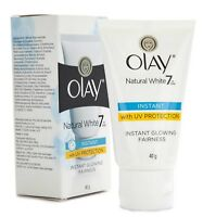 Olay Natural White Instant Glowing Fairness Cream Uv Protection 40gm fs