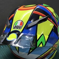 2017> AGV CLEAR REPLACEMENT PISTA GP-R CORSA-R REAR SPOILER NOT >2016 MODELS