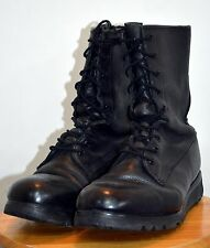 Used Canadian military combat boots size 7 1/2 - 8 E (C6)