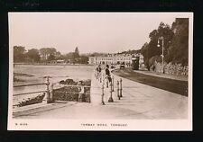 Devon TORQUAY Torbay Rd & tram pre1919 RP PPC by Kingsway