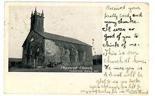 Thompson Ridge NY - HOPEWELL STONE CHURCH - Postcard nr Pine Bush