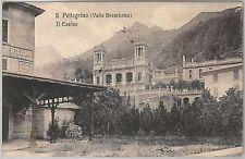 CARTOLINA d'Epoca - BERGAMO provincia - San Pellegrino  1907