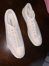 Tretorn 8Aa vintage white Wos Nylite Tennis Shoes
