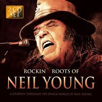 NEIL YOUNG - ROCKIN ROOTS OF NEIL YOUNG 2 CD NEW!
