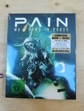 Pain: Pain -We Come In Peace (Dvd+2cd) CD