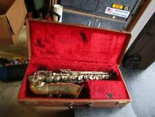 Martin Saxophone SN 119576 Low Pitch  Does not have the Right Neck ( this one sh