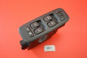 B#4 02-08 VOLVO S60 S80 V70 XC90 LEFT DRIVER SIDE MASTER WINDOW SWITCH 09193383