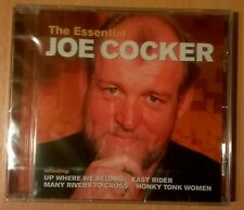 JOE COCKER The Essential (CD neuf scellé/sealed)
