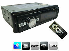 Wireless Bluetooth Car Stereo, MP3 Player, USB SD Data Port / Charger, FM Radio