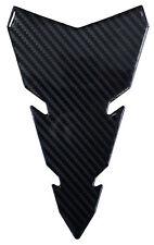 Revêtement de réservoir carbone 3d noir 501940 Compatible BMW SUZUKI KAWASAKI YAMAHA HONDA KTM