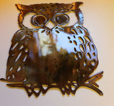 """""""Owl"""" Metal Wall Art piece from HGMW"""