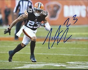 JOE HADEN Signed Autographed 8x10 Photo Florida Gators Cleveland Browns COA 2