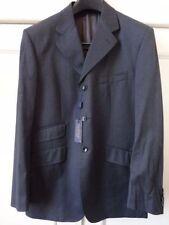 Woolen Regular Length Suits & Tailoring Double 34L for Men