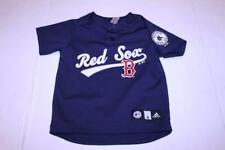 Youth Boston Red Sox M (5/6) Jersey (Navy Blue) Adidas