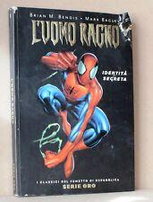 Identità segreta - L'uomo ragno - Bendis, Bagley - serie oro 1