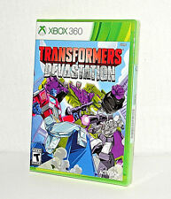 Transformers Devastation - Xbox 360 .... Brand New!