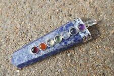 Collares y colgantes de joyería lapislázuli plata