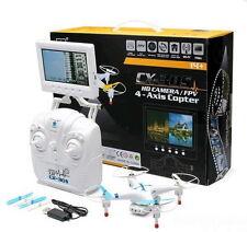 Cheerson CX30S FPV RC Mini Quadcopter Live HD Camera + FPV Monitor! Hubsan Size!