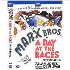 A Day At The Races (1937) DVD (Sealed) ~ Marx Brothers