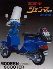 SUZUKI GENMA 50-SP  - KIT AOSHIMA 1/12 n° 37706