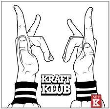 KRAFTKLUB - MIT K  CD 13 TRACKS NEU