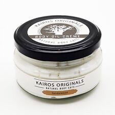 Sandelholz Ätherisches Öl Natur Shea Butter Körper Creme-Vegan & Cruelty Free