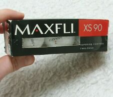 New Maxfli XS90 3-Pack White Golf Balls Superior Control Exceptional Spin 2Piece