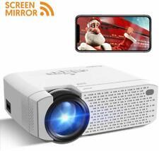 Mini proyector Portátil Crosstour soporte Full HD 1080p Inalámbrico Wi-Fi