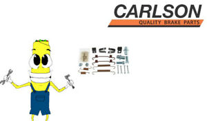 Complete Rear Parking Brake Hardware Kit for Kia Optima 2011-2015