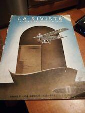 LA RIVISTA ILLUSTRATA DEL POPOLO D ITALIA N 4 1933